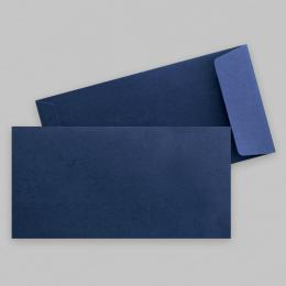 Pochette bleu nuit rectangle
