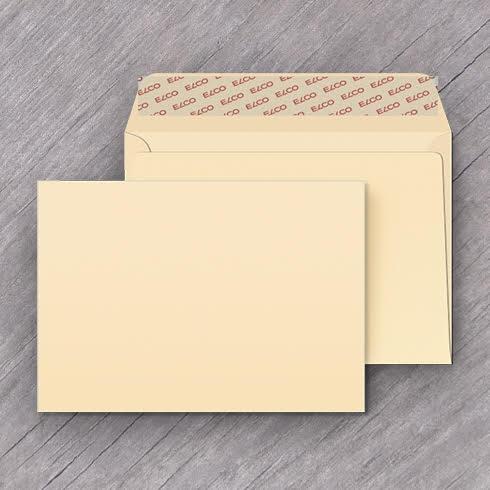 Enveloppe beige