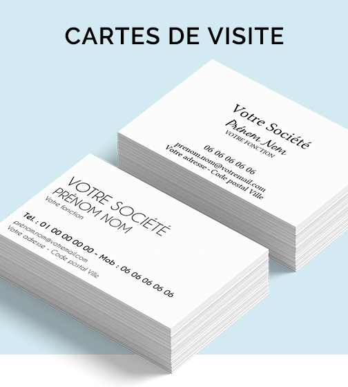 Ooprint Cartes De Visite Tampons Encreurs Flyers Depliants